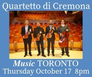 Music Toronto #3 - 10/18/2019
