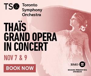 Toronto Symphony Orchestra #3 - 11/10/2019