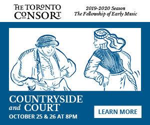 Toronto Consort #2 - 10/27/2019