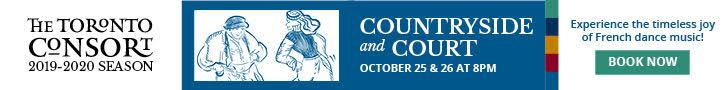 Toronto Consort #1 - 10/27/2019