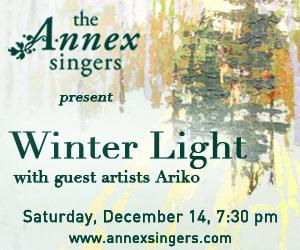 Annex Singers - 12/15/2019