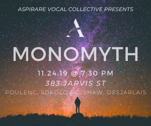 Aspirare Vocal Collective - 11/25/2019