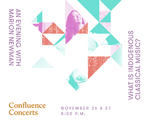 Confluence Concerts - 11/28/2019