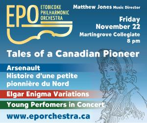 Etobicoke Philharmonic Orchestra - 11/23/2019