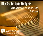 Music at Metropolitan - 11/17/2019