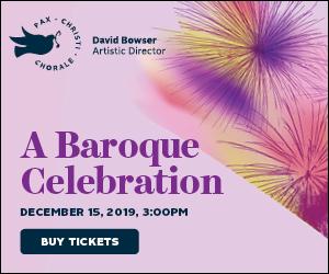 Pax Christi Chorale - 12/16/2019