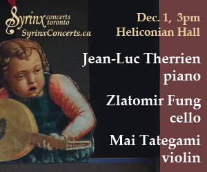 Syrinx Concerts - 12/2/2019
