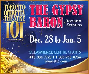 Toronto Operetta Theatre - 1/6/2020