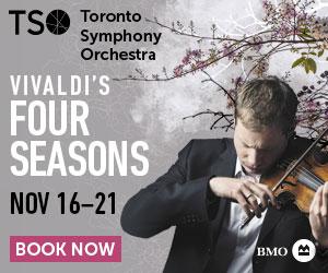 Toronto Symphony Orchestra #2 - 11/22/2019