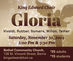 King Edward Choir - 12/1/2019