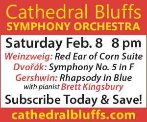 Cathedral Bluffs Symphony Orchestra #2 - 2/9/2020