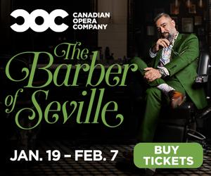 Canadian Opera Company #3 - 2/8/2020