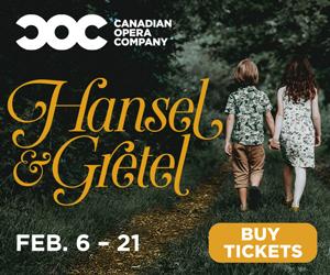 Canadian Opera Company #4 - 2/22/2020