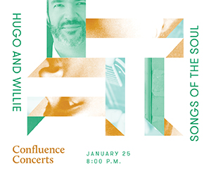 Confluence Concerts #1 - 1/26/2020