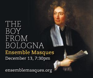 Ensemble Masques/Confluence - 12/14/2019