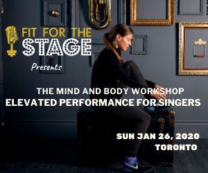 Fit for the Stage - 2/8/2020