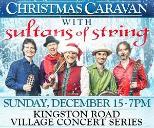 Kingston Road Village Concert Series #1 - 12/16/2019