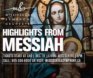 Mississauga Symphony #1 - 12/15/2019