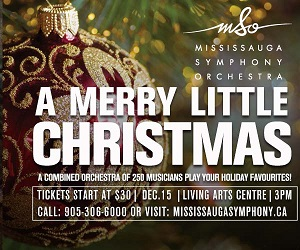 Mississauga Symphony #2 - 12/16/2019