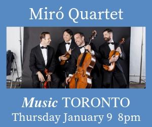 Music Toronto #4 - 1/10/2020