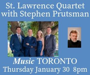 Music Toronto #5 - 1/31/2020