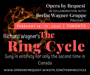 Opera by Request - 2/18/2020