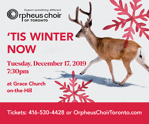 Orpheus Choir of Toronto - 12/18/2019