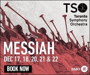 Toronto Symphony Orchestra #2 (Messiah) - 2/8/2020