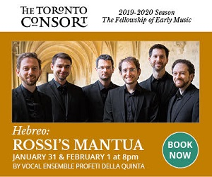 Toronto Consort #4 (rossi) - 2/2/2020