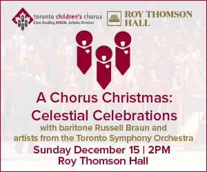 Toronto Children's Chorus - 12/16/2019