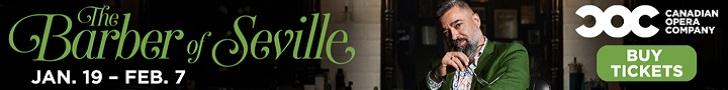 Canadian Opera Company - 2/8/2020