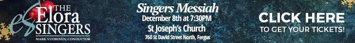 Elora Singers - 12/9/2019