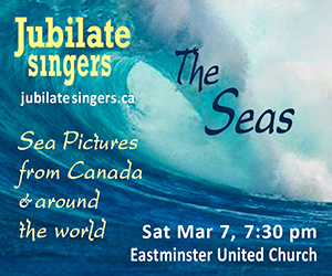 Jubilate Singers - 3/8/2020