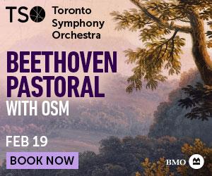 Toronto Symphony #2 - 2/19/2020