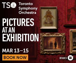 Toronto Symphony #3 - 3/16/2020