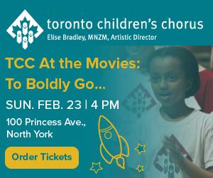 Toronto Children's Chorus - 2/24/2020