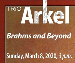 Trio Arkel - 3/8/2020