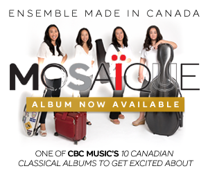 Ensemble Made in Canada - 4/7/2020