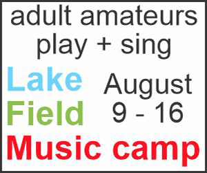 Lake Field Music Camp - 4/8/2020