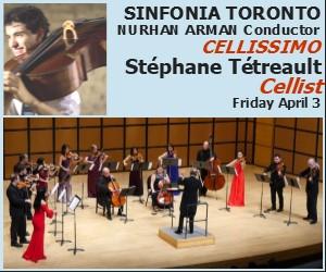 Sinfonia Toronto - 4/4/2020
