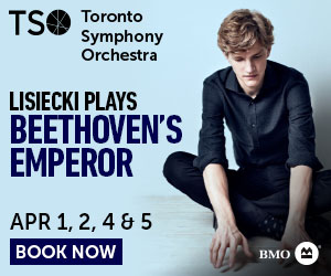 Toronto Symphony Orchestra #3 - 4/6/2020
