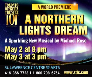 Toronto Operetta Theatre - 5/4/2020