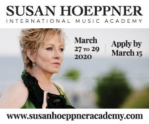 Susan Hoeppner Int. Music Academy - 3/30/2020