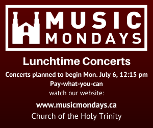 Music Mondays - 8/30/2020