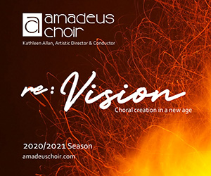 Amadeus Choir - Sep 2020