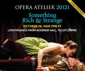 Opera Atelier 1 - Oct 29