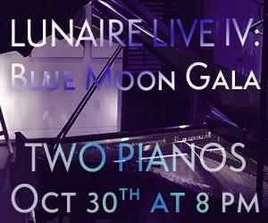 Piano Lunaire #2 - 10/31/2020