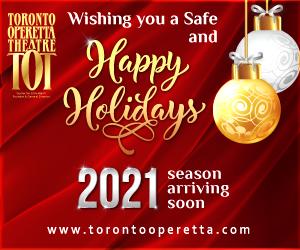 Toronto Operetta Theatre - 2/7/2021