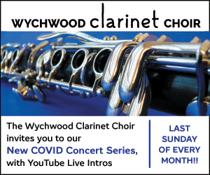 Wychwood Clarinet Choir - 2/7/2021