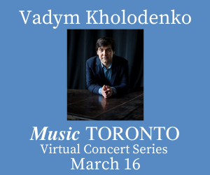 Music Toronto #3 - 3/17/2021